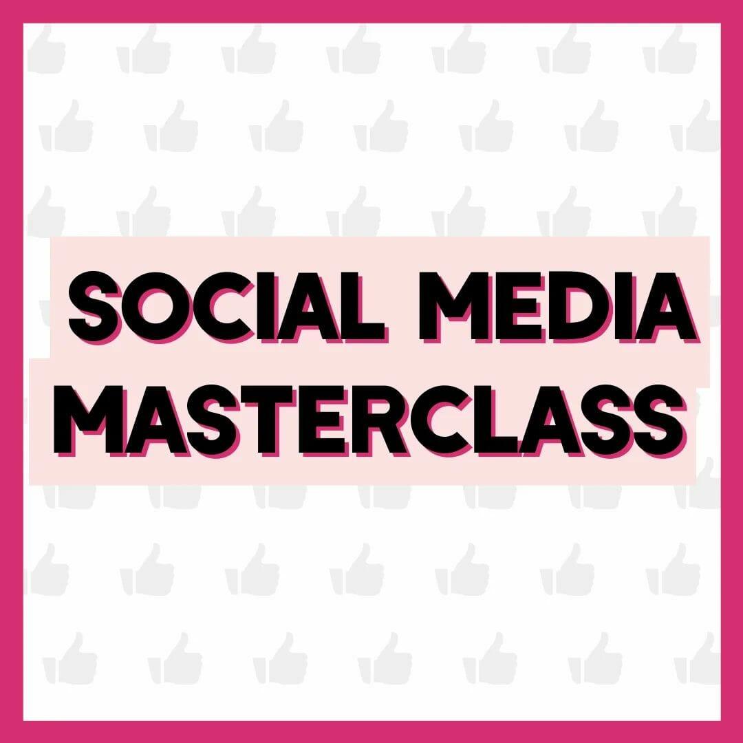 Scunnered Digital Social Media Masterclass Course